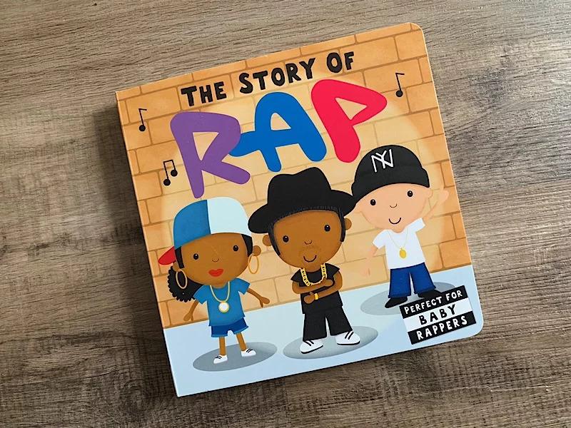 Çocuklar İçin Hip Hop Kitabı Yapıldı