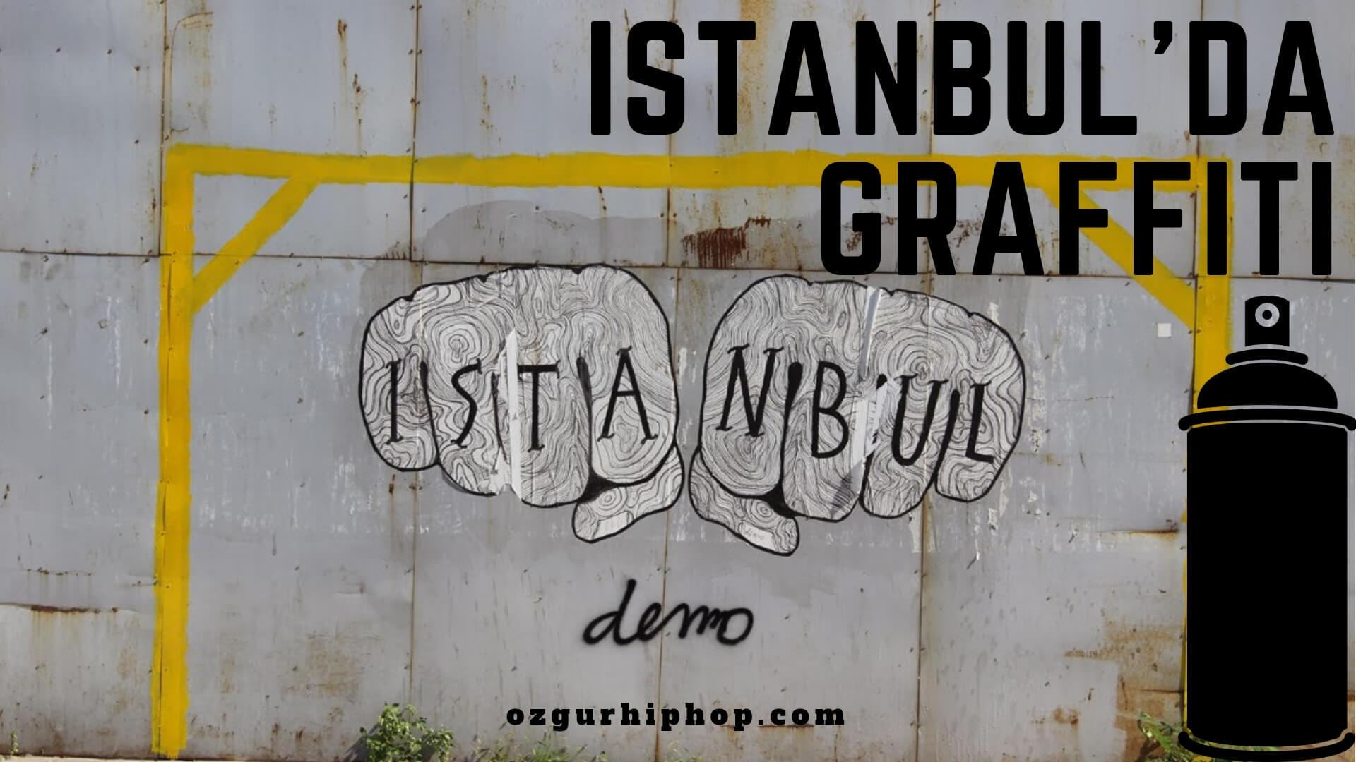 istanbulda graffiti