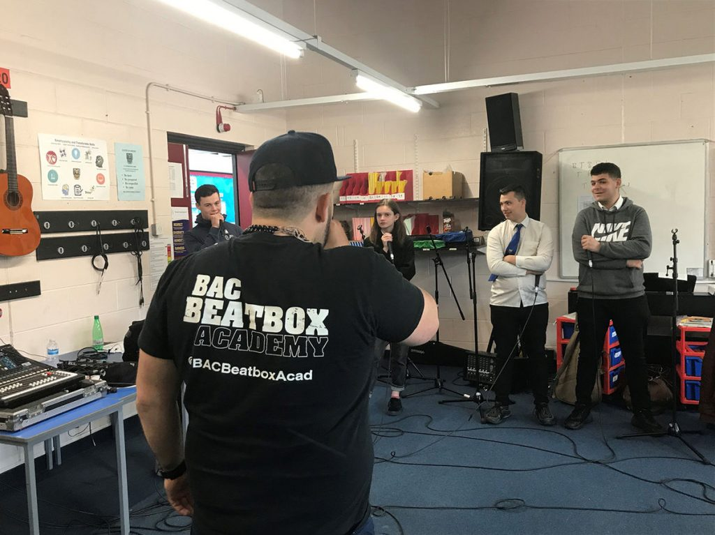 beatbox nasıl yapılır