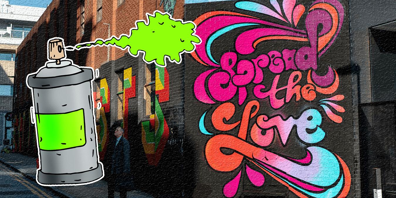 graffiti nasıl yapılır