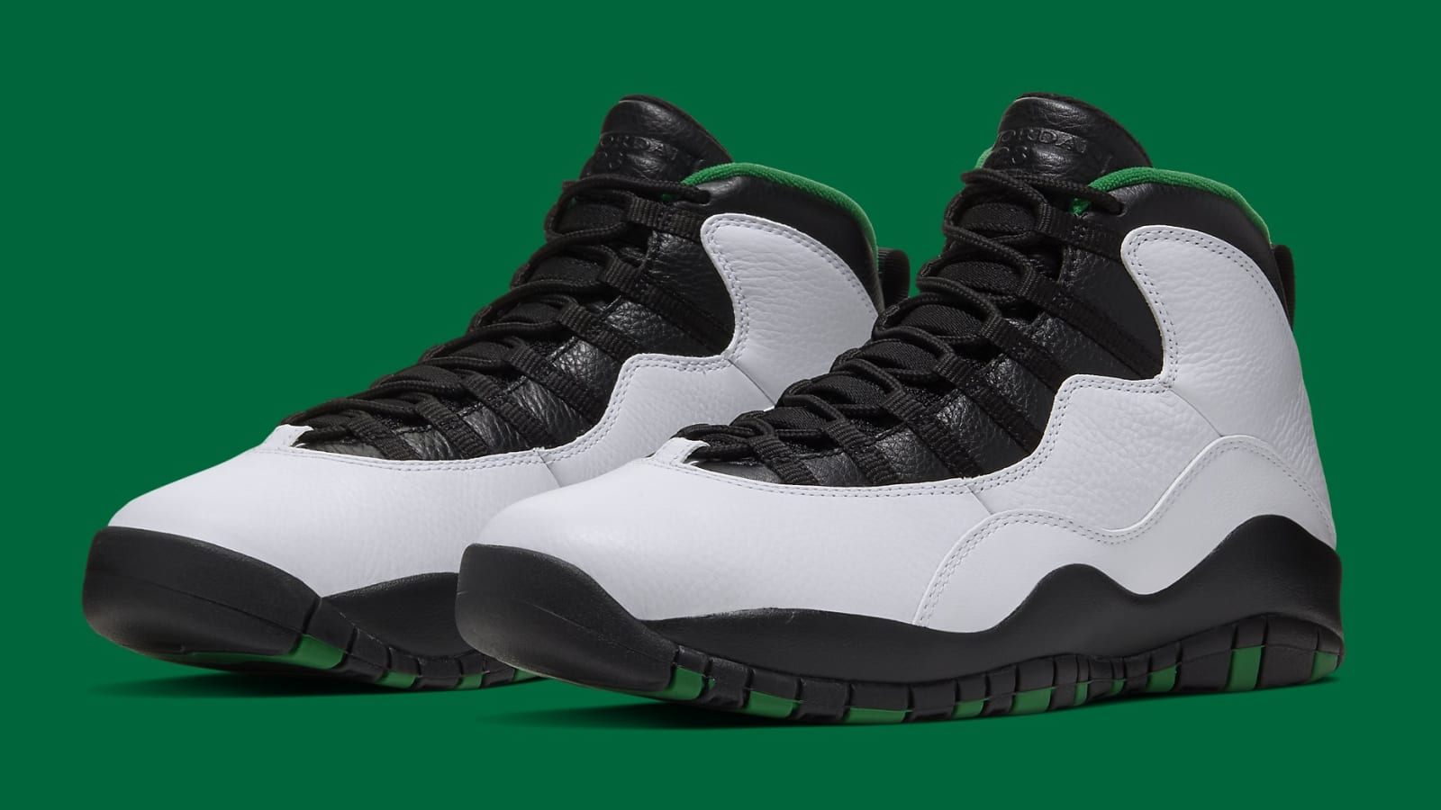 Nike Air Jordan 10 Seattle