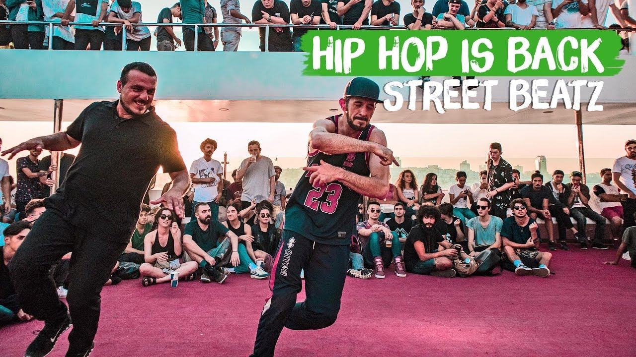 7 Aralık 2019 Hip Hop is Back 4 Konseri