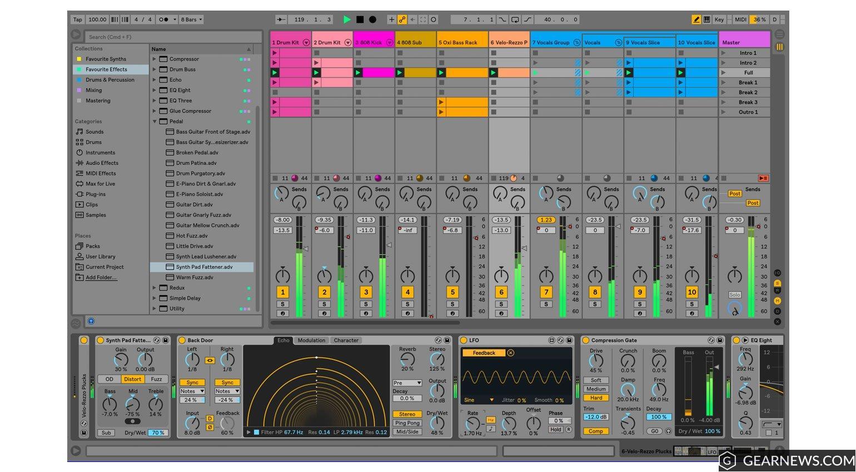 Ableton Live - Beat Yapma Programları