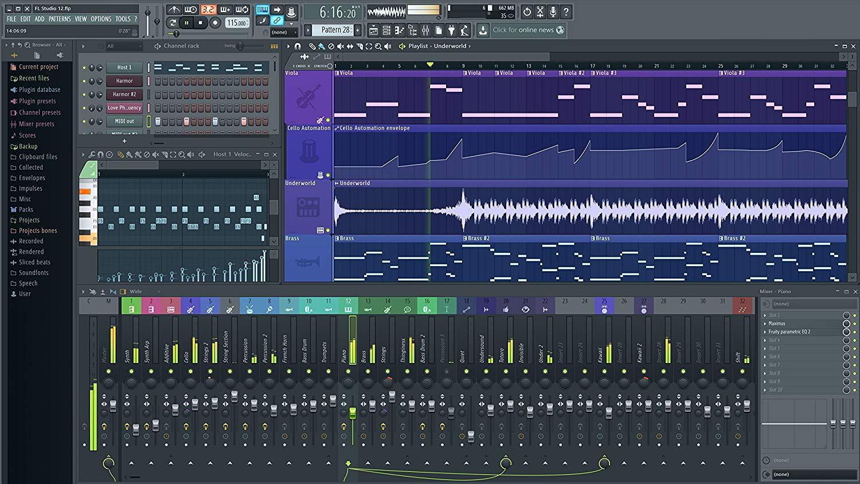 FL Studio - Beat Yapma Programları