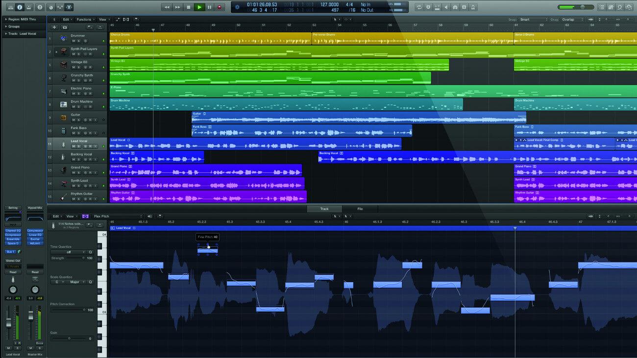 Logic Pro - Beat Yapma Programları