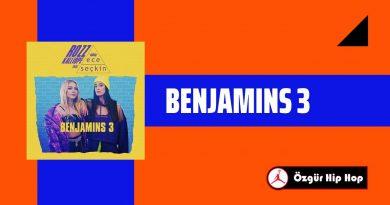 Benjamins 3, Ece Seçkin ve Rozz Kalliope Düeti İle Geliyor