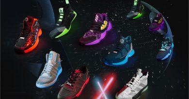 Star Wars ve Adidas İşbirliği Ayakkabılar Ortaya Çıktı