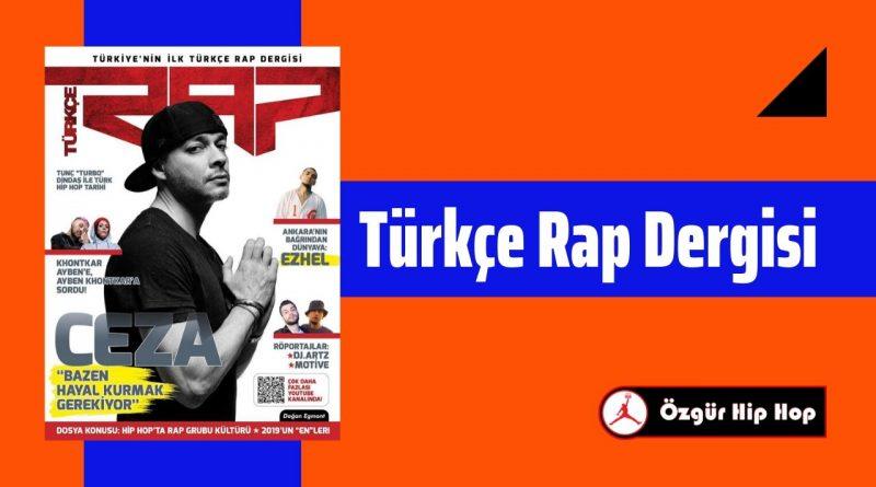 Türkçe Rap Dergisi
