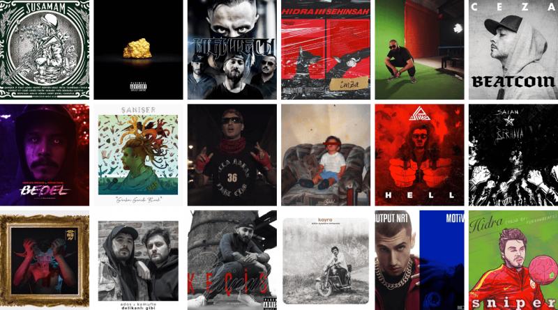 2019 Yılındaki En İyi 50 Rap Şarkısı