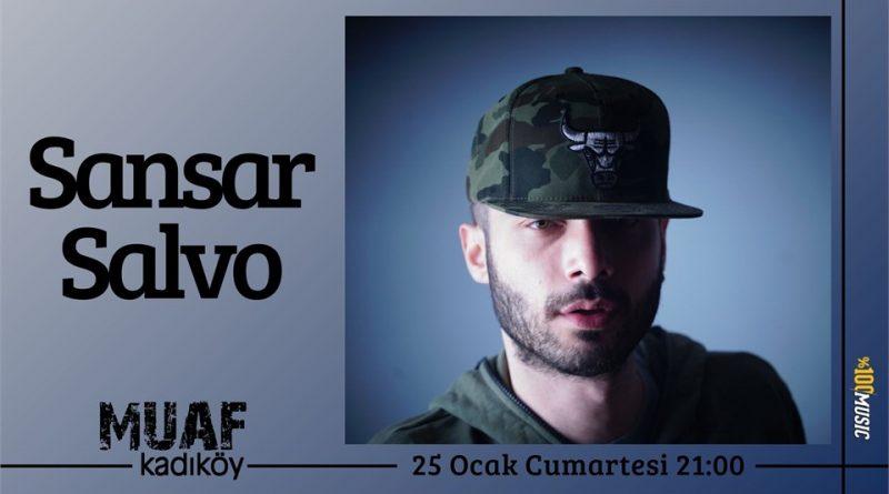 25 Ocak 2020 Sansar Salvo İstanbul Konseri
