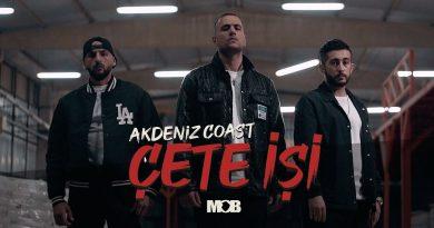 Akdeniz Coast'ın Çete İşi Albümü Yayında