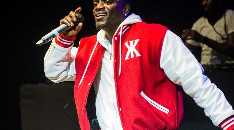 Akon Kendi Şehrini Kurdu