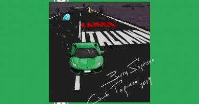 Burry Soprano Lambo İtaliano EP'si Yayınlandı