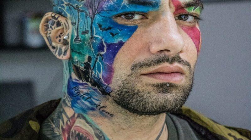 İran'lı Rapçi Amir Tataloo İstanbul'da Gözaltına Alındı