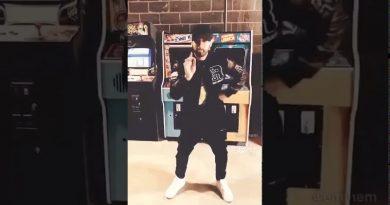 Eminem, #GodzillaChallenge'ı Başlattı