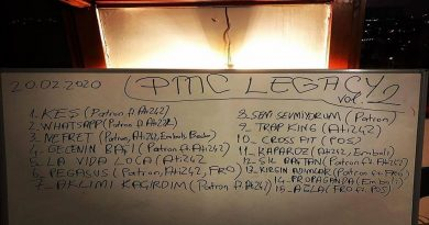 PMC Legacy Vol.2 Albümü Detayları Paylaşıldı