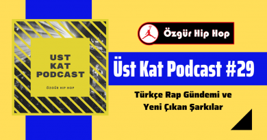 Üst Kat Podcast 29. Bölümü İle Yayında