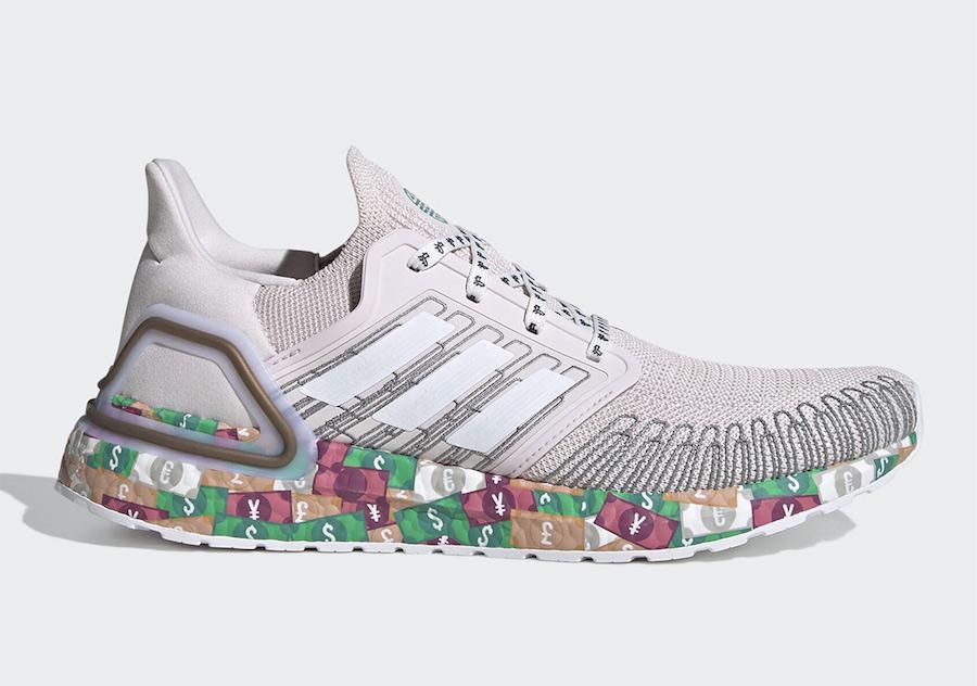 Adidas UltraBoost 20 Küresel Para Birimleri Versiyonu Duyruldu