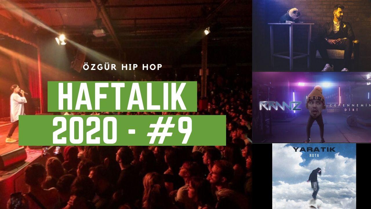 Haftalık Gündem 2020 #9 - Uçuyorum, Yaratık, Press Yap