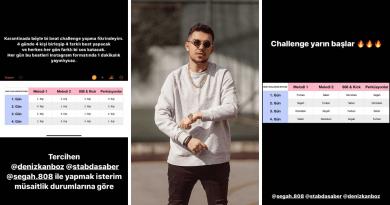 Furkan Karakılıç, Beat Challange'ı Başlattı