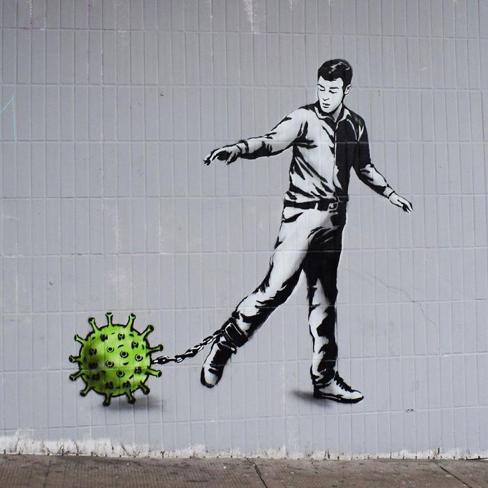 Korona Graffiti