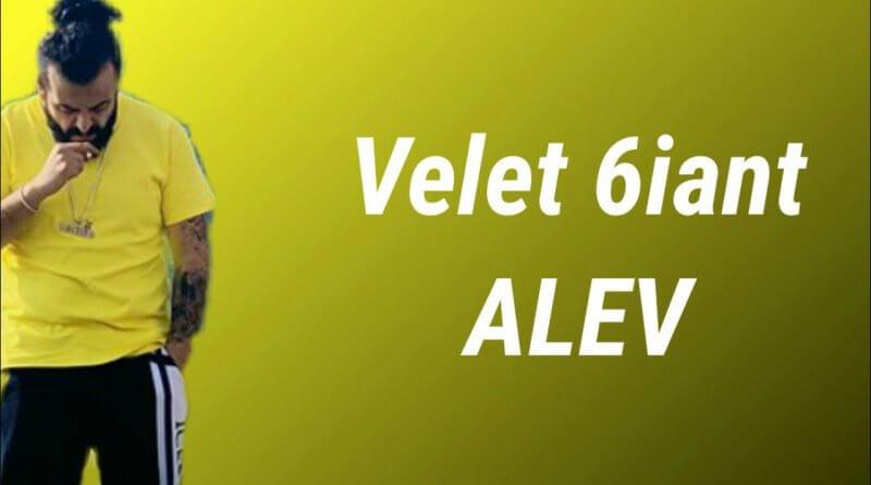 Velet & 6iant - Alev Şarkı Sözleri