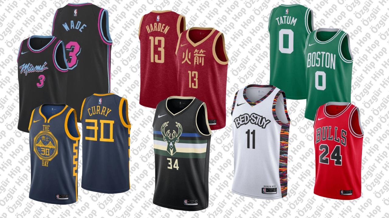 Sizler İçin Seçtiğimiz 10 Basketbol Forması