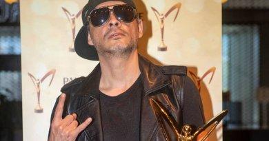 Yılın En İyi Rap Sanatçısı Ödülü Ceza'nın Oldu