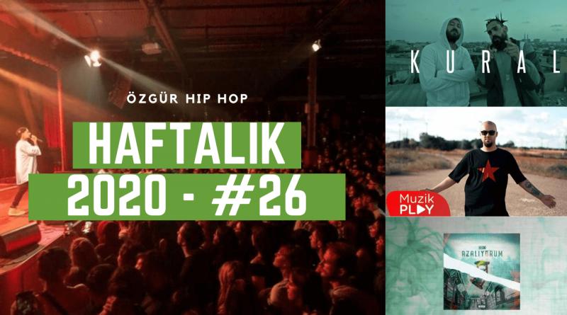 Haftalık Gündem 2020 #26 - Kural, Kene