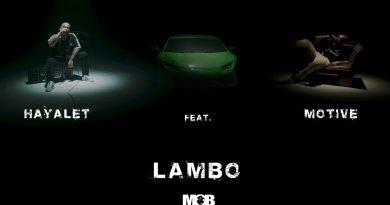 Hayalet Ft. Motive - Lambo Şarkı Sözleri