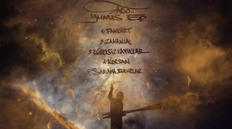 Sagopa Kajmer Yunus EP'sini Doğum Gününde Yayınladı