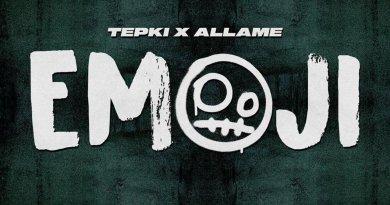 Tepki Ft. Allame - Emoji Şarkı Sözleri