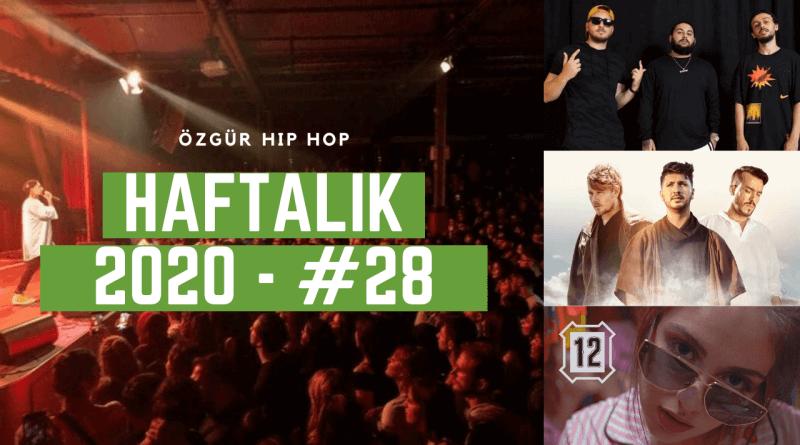 Haftalık Gündem 2020 #28 - Boş, Kara Toprak