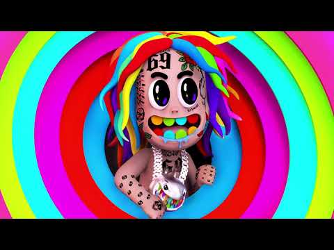 6ix9ine - LOCKED UP, PT. 2 ft. Akon Türkçe Çeviri