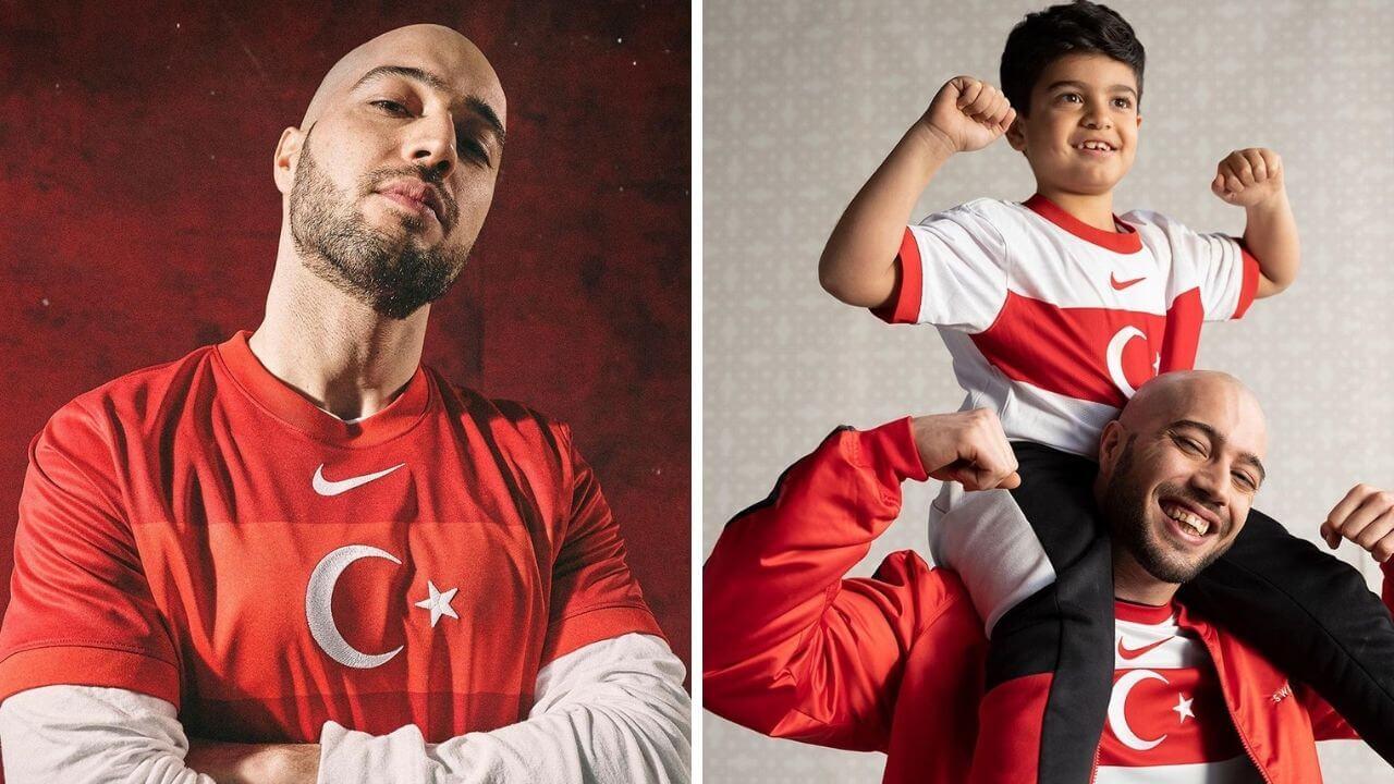 Ben Fero, Tekrardan Nike Reklam Yüzü Oldu