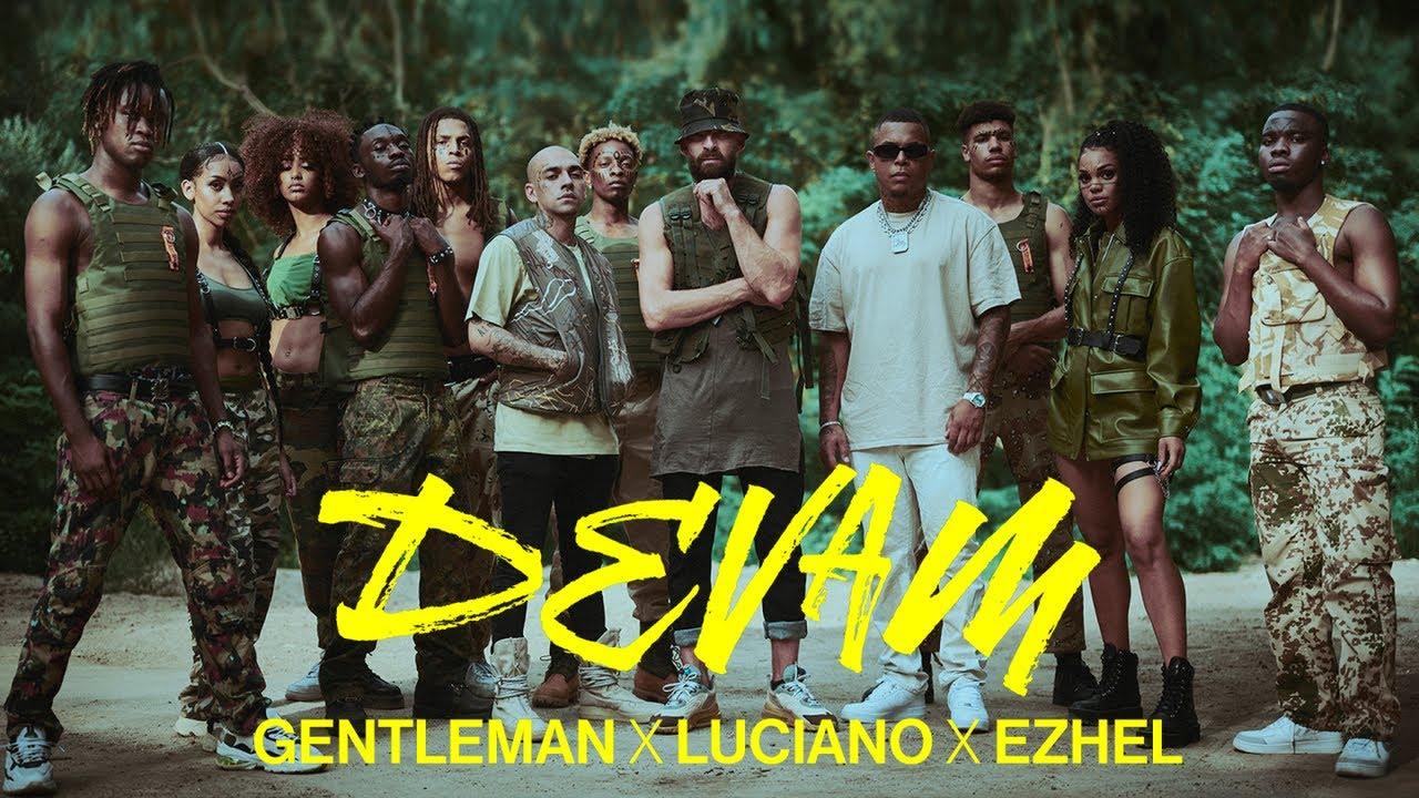 Gentleman Ft. Luciano, Ezhel - Devam Şarkı Sözleri