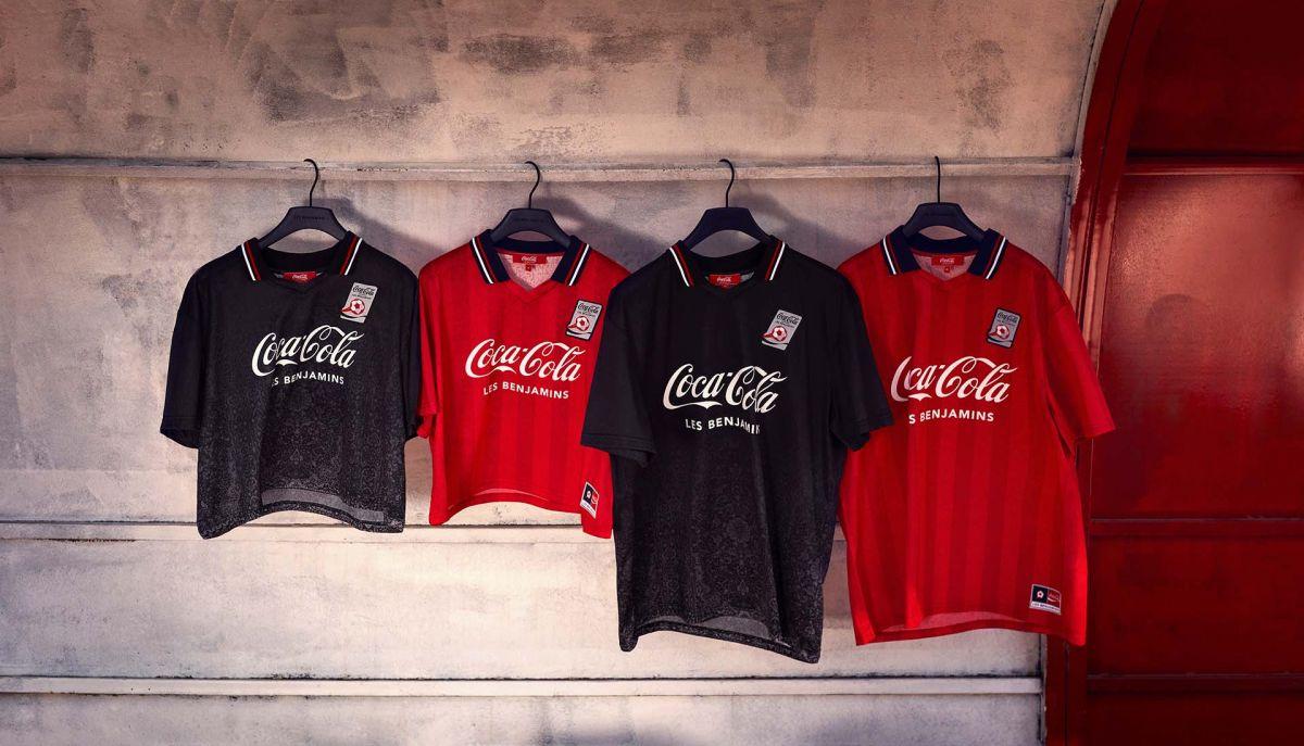 Les Benjamins ve Coca-Cola ilk iş birliğini duyurdu