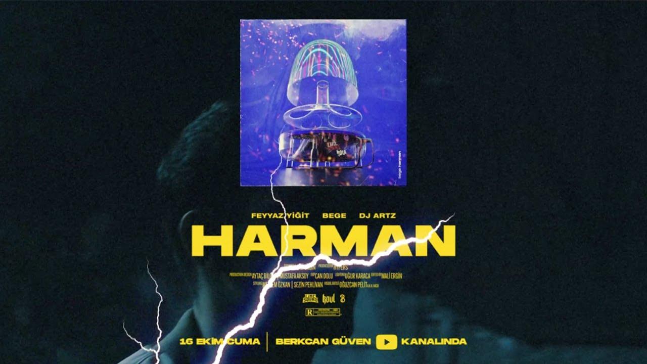 Bege beklenen parçası Harman çıktı!
