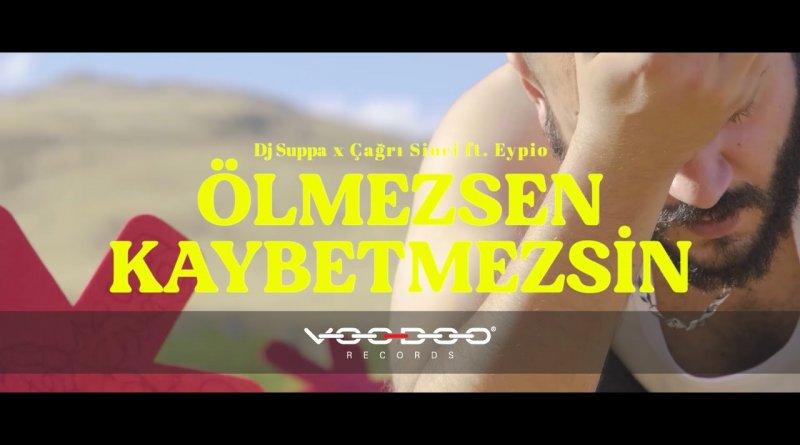 DJ Suppa, Çağrı Sinci ve Eypio düetine video klip geldi