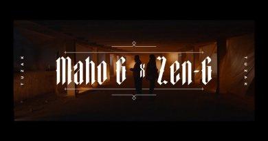 Maho G ve Zen-G düeti Tuzak yayınlandı