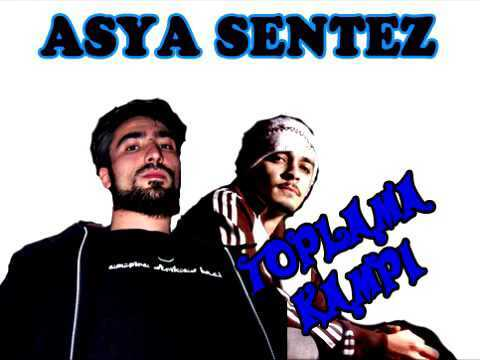 Asya Sentez ft. Dr.Fuchs, Ceza & Sagopa Kajmer - Toplama Kampı Şarkı Sözleri