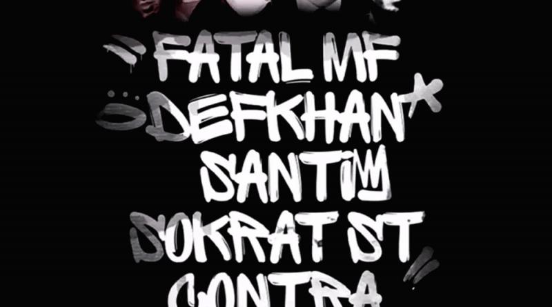 Fatal MF ft. Santi, Sokrat St, Ados, Contra & Defkhan - Tek Yürek 2 Şarkı Sözleri