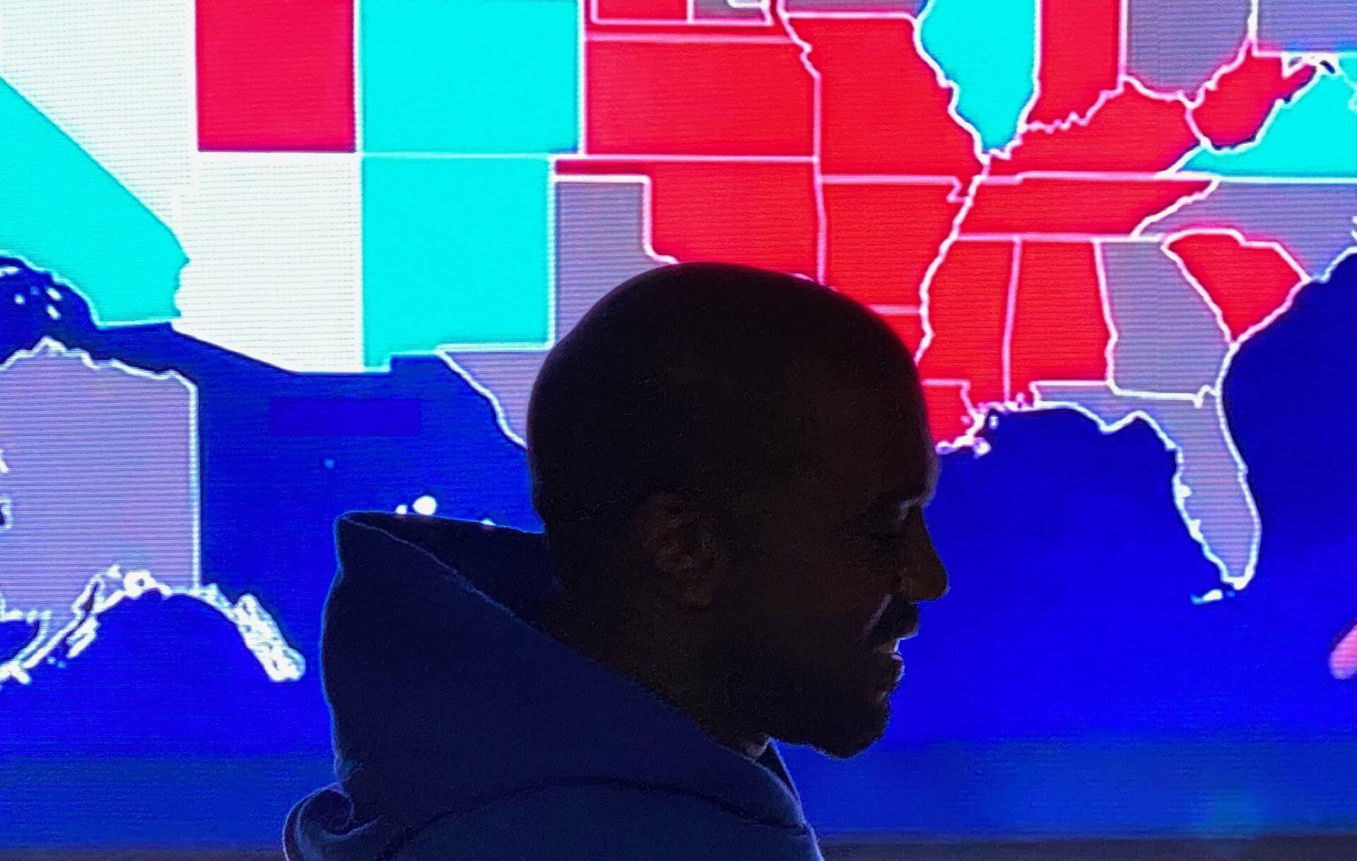 Kanye West 2020 ABD başkanlık seçimlerinde hezimete uğradı