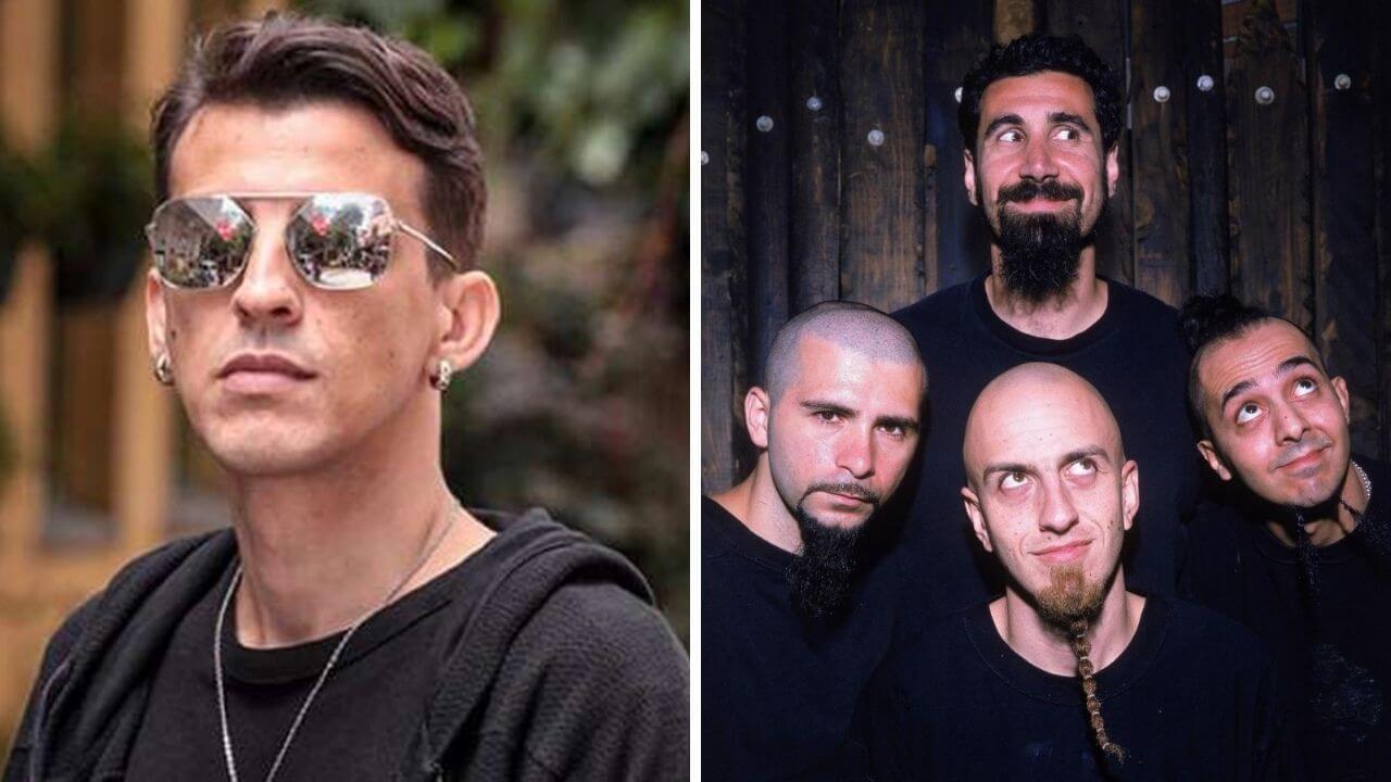 Norm Ender System Of A Down grubuna tepki gösterdi