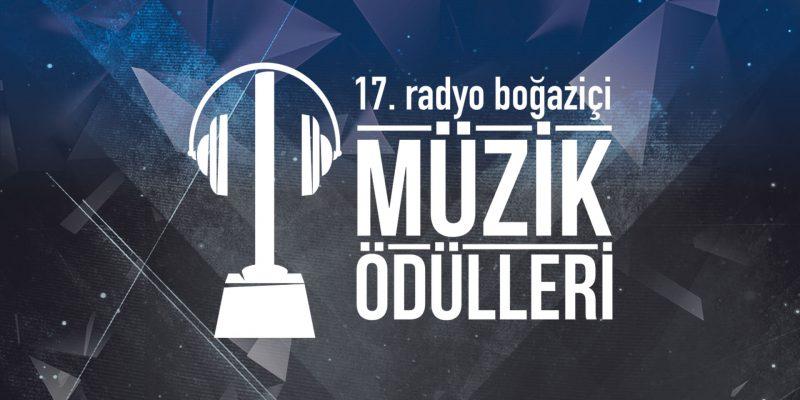 17. radyo boğaziçi Müzik Ödülleri sahiplerine kavuştu