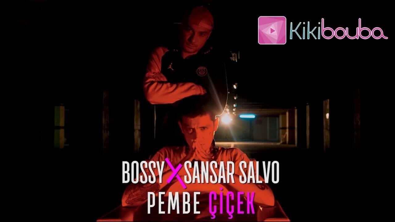 Bossy & Sansar Salvo - Pembe Çiçek Şarkı Sözleri