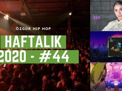 Haftalık Gündem 2020 #44 - Üç Haftalık Kiev Turu, Dua, Neye