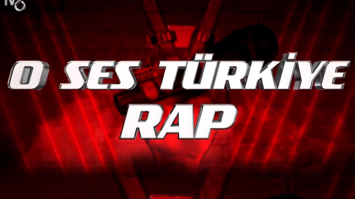 O Ses Türkiye Rap yarışması yeni bir fragman ile duyuruldu