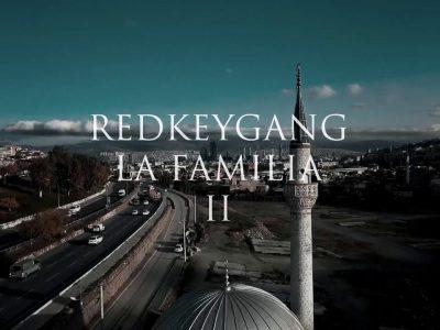 RedKeyGang la Familia 2 albümü dinleyiciler ile buluştu