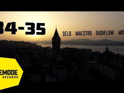 34-35 parçası ile İstanbul ve İzmir bir araya geldi